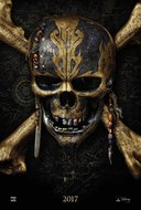 3D Pirates of the Caribbean: Dead Men Tell No Tales movie poster