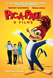 Woody Woodpecker movie poster